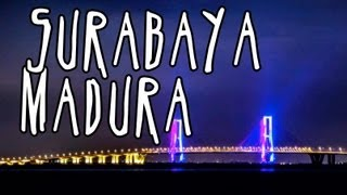 Travel Series Indonesia - Jalan Jalan Men Eps 8 - Surabaya dan Madura + Quiz