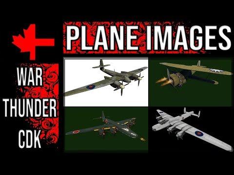 War Thunder - CDK - Plane Images