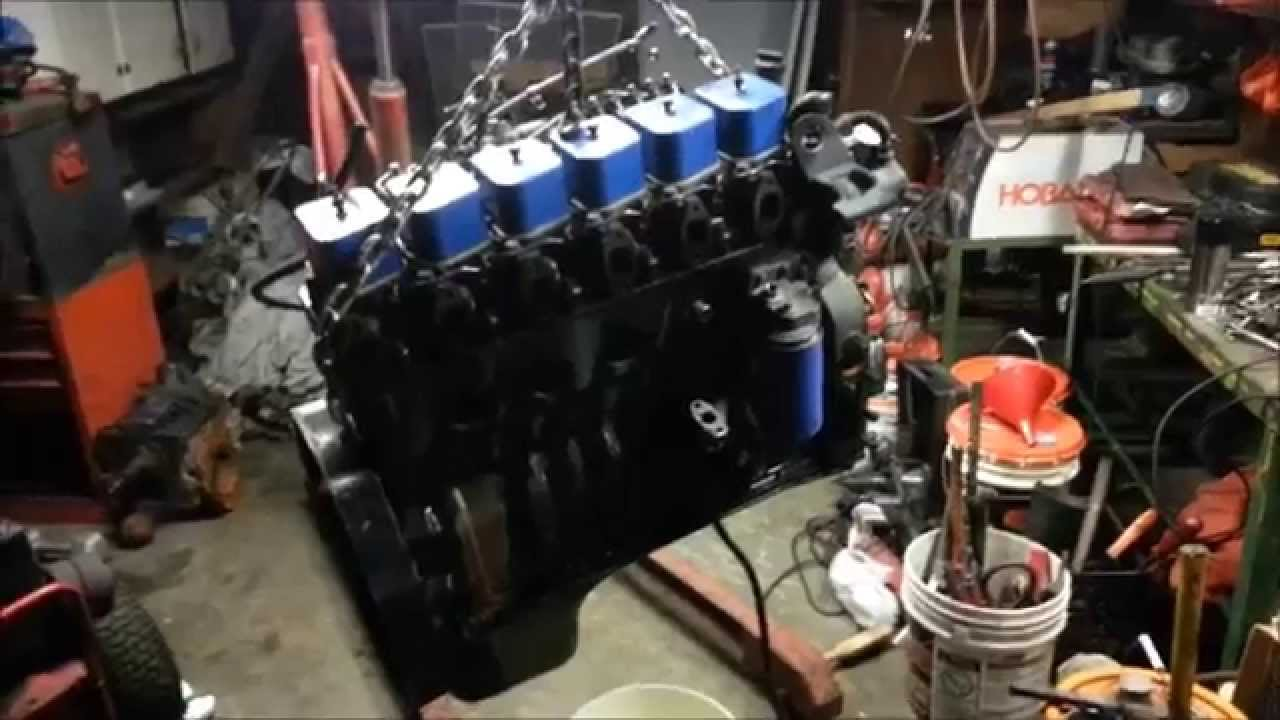 Ford Cummins Conversion  Part 1