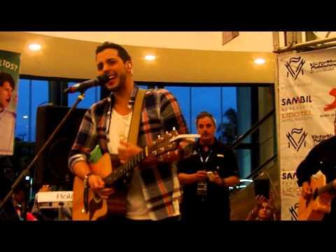 Victor Muñoz - Tu guardian - Sambil Valencia 2015
