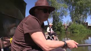 Фестиваль з рибної ловлі серед Акторів . Озеро Бобок (р. Раменське)