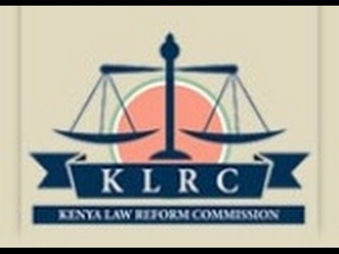 KENYA LAW REFORM COMMISSION MANDATE