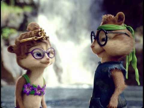 """Alvin  and the chipmunks """" Davor Badrov Za koju cijenu si nocas dusu prodala"""""""