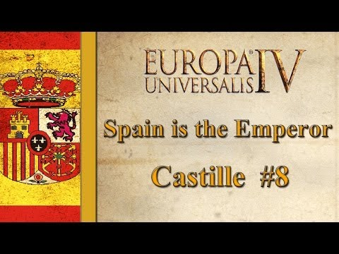 Europa Universalis IV - Castille - War on Portugal! (Part 8)
