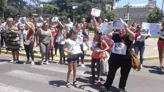 Se realizó una marcha pidiendo justicia por Franco Galván