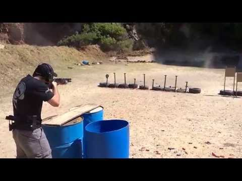 3 Gun Nation Classifier Finale K/O Plates 31.33 (bad run)