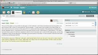 видео Настройка OpenAtrium 2.0 для учета CRM и Project Management
