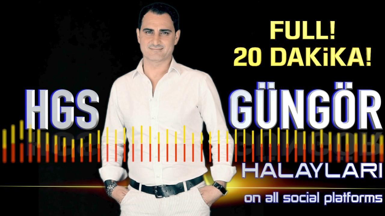 HGS Güngör - Halaylari FULL VERSION 20 Dakika HALAY (Official Music)