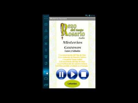 App Audio Santo Rosario
