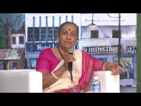 Courage And Commitment | Anuja Chauhan in conversation with Margaret Alva