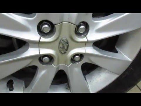Еще одна проблема с колесными колпачками Хендай Солярис