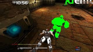 Quake Live: Fanva p good run on Overkill PQL VAMP