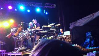 Dark Star Orchestra - Rob & Dino with Mickey Hart - Fire on the Mountain - 5/24/13, Thornvillle, OH