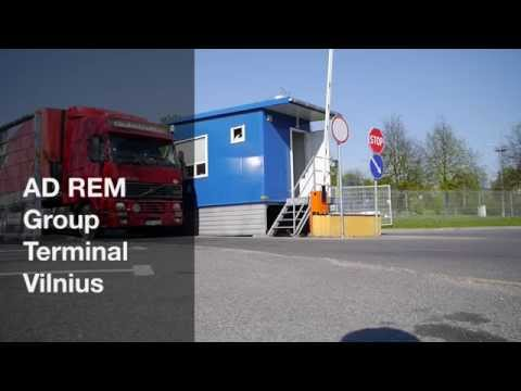 AD REM Group Terminal in Vilnius