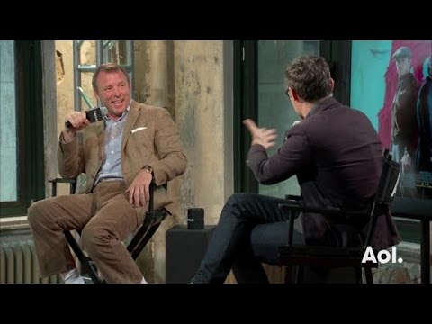 """Guy Ritchie on """"The Man From U.N.C.L.E."""""""