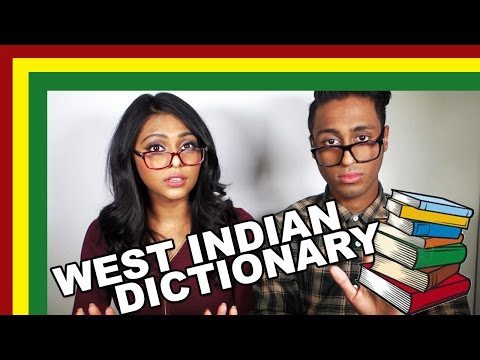 The West Indian Dictionary (Part One) with Mark Suki and Emily Agard