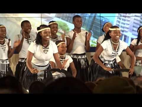 ITB Berlin 2016 – Live Shows 2016 – Palais am Funkturm – Botswana – NGWAO LETSHWAO – Part 1