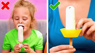 CREATIVE HACKS AND USEFUL GADGETS FOR SMART PARENTS 👪
