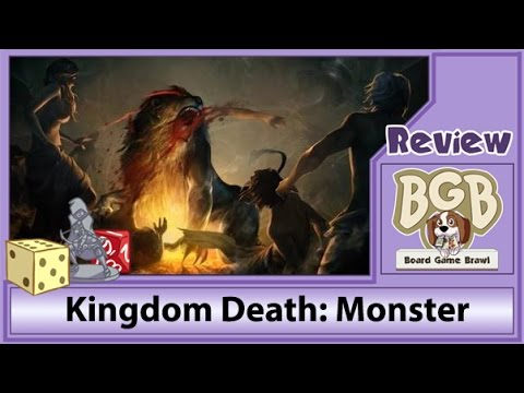Kingdom Death: Monster review - Board Game Brawl