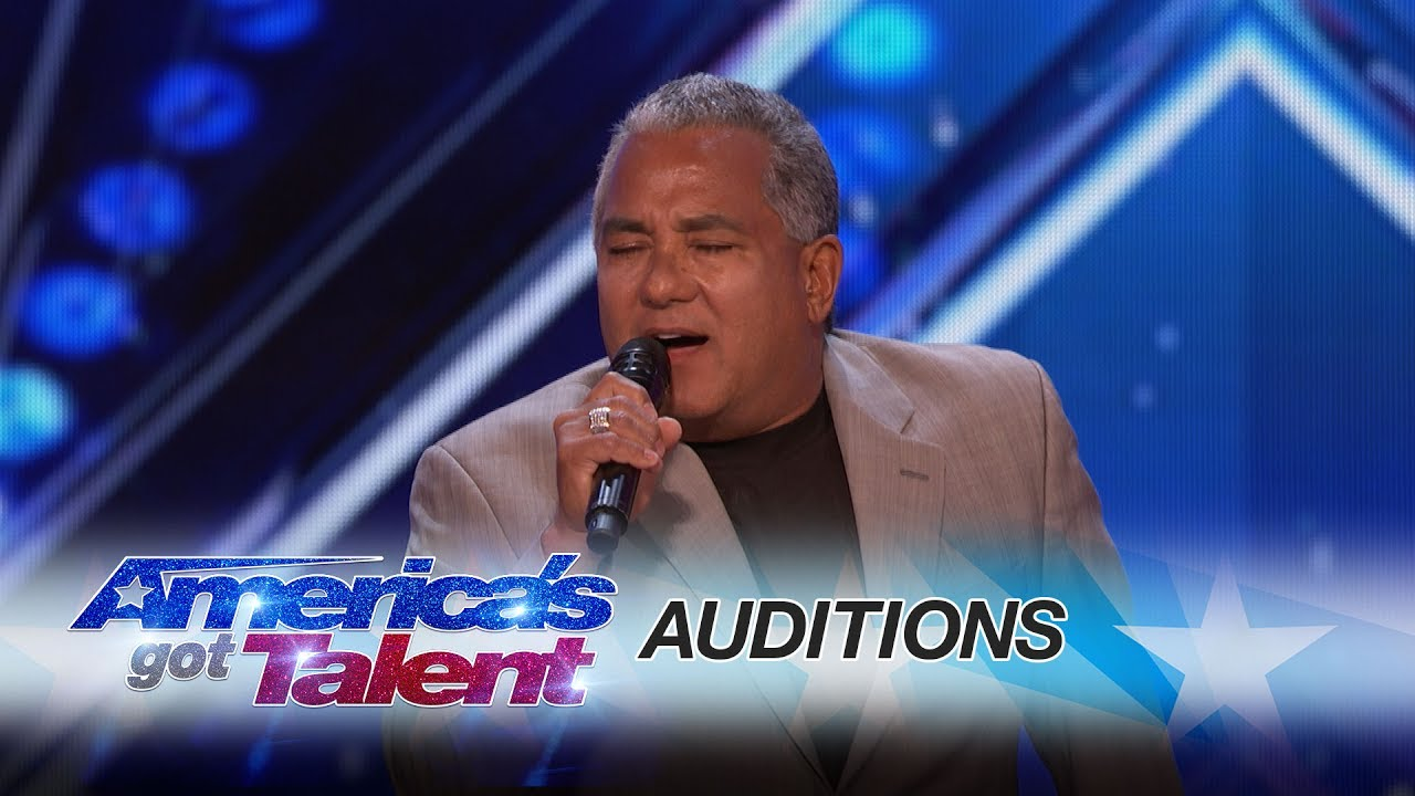 Americas got talent 2017 donald trump - Anthony Penoso Lawyer Tries Out For A New Career In Singing America S Got Talent 2017