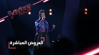 بالفيديو.. حماقي يُفضل المغربية شيماء عبد العزيز على المصرية