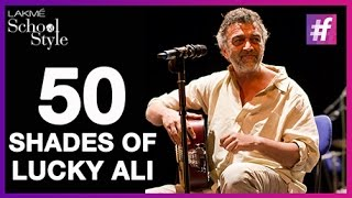 50 Shades Of Lucky Ali | #fame School Of Style