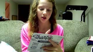 B2S: School Supplies (8th grade) Haul!