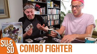 Combo Fighter Review - A Bruisingly Good Card Game