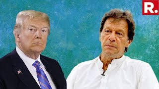 Us President Donald Trump Dials Pak Pm Imran Khan Asks Him To And39lower The Rhetoricand39 On Kashmir
