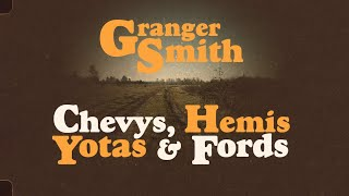 Granger Smith - Chevys, Hemis, Yotas and Fords (Official Lyric Video) YouTube Videos