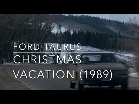 Christmas Vacation Car.Ford Taurus From Christmas Vacation 1989