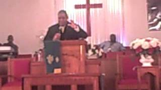 3-Min. Jeffery Herrington- One life to live@ St. Mark A.M.E.-H.C..AVI