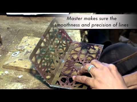 Luxury Crafts - Egyptian Metal Artwork