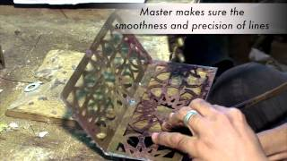 Luxury Crafts - Egyptian Metal Artwork