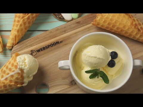 Мороженое в домашних условиях своими руками из сливок и молока