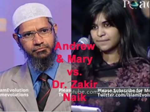 Zakir Naik is Defeated by YESUS says