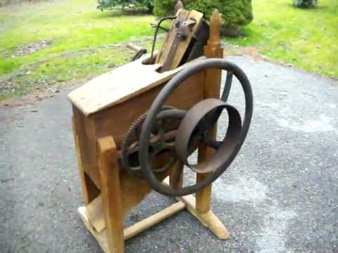 1840s Corn Sheller R. Sinclair Mfg, Baltimore MD, NICE WORKING ANTIQUE... SOLD