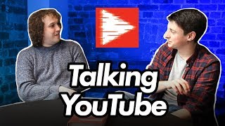 Is YouTube a net force for good? Talking with YouTubers author Chris Stokel-Walker