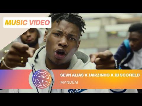 Sevn Alias - Mandem ft. Jairzinho & JB Scofield (Prod. Esko)