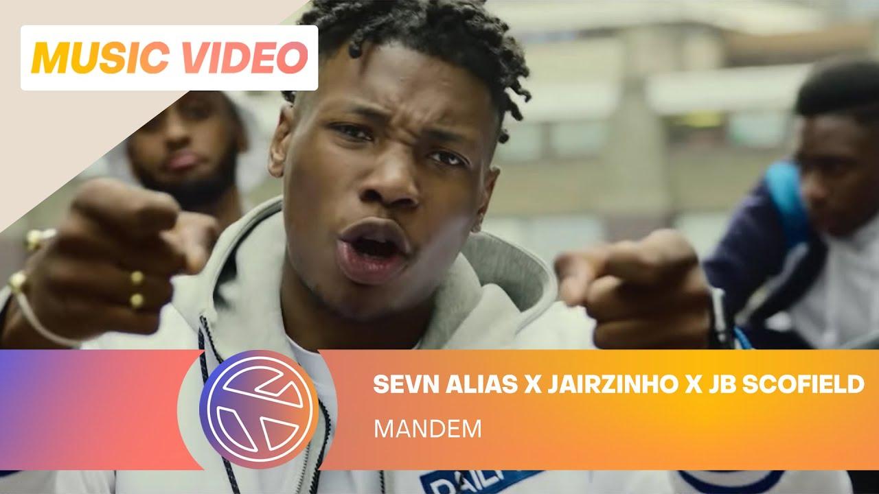 Sevn Alias Mandem ft Jairzinho & JB Scofield Prod Esko
