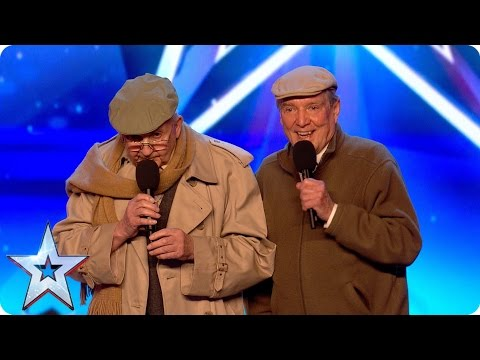 Preview: Age is nothing but a number for The Pensionaires | Britain's Got Talent 2017