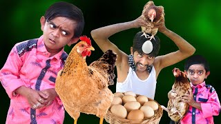 CHOTU DADA KA MURGI GIFT | छोटू दादा की मुर्गी गिफ्ट | Khandesh Hindi Comedy | CHOTU COMEDY VIDEO