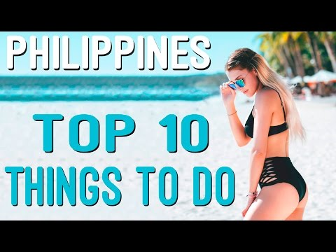 TOP 10 PHILIPPINES (TRAVELERS PARADISE)