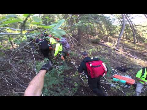 Search and Rescue - Hobble Creek Canyon 9/25/2014