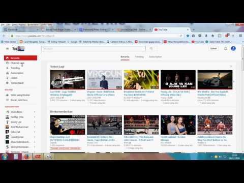 Cara Download musik Di Youtube pake Converter