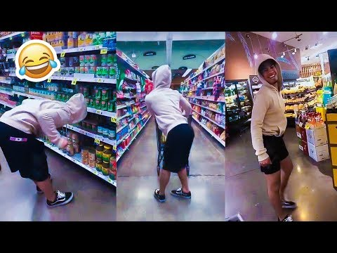 Austin Mcbroom Funny Dancing In Public!! | The Ace Family