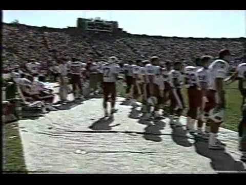 "Stanford 33, Notre Dame 16: the 1992 ""Midterms"" Game Highlights"