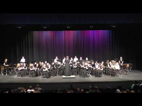 "Arab Junior High School Band - 2019 MPA Preview Concert - ""Aggressivo"""