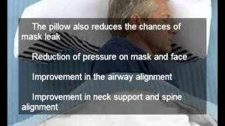 Sleep Apnea Pillow - A Perfect Solution For Sound Sleep
