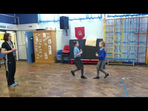Traditional English Folk Dance (Instructions)